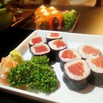 ข้าวห่อสาหร่ายปลาคัง