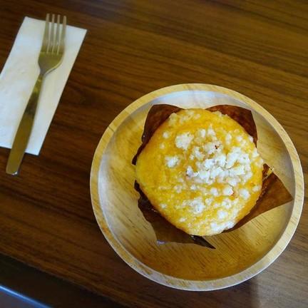 Mandarin Muffin