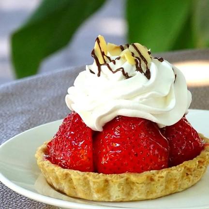 Fresh Strawberry Pie น่ากินไหมฮ่ะ