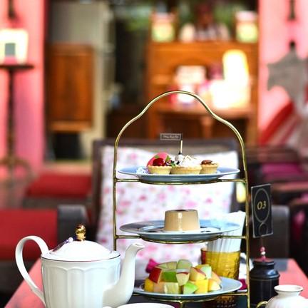 High Tea Set 550 บาท