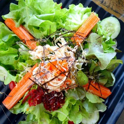 Japanese Delight Salad