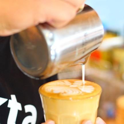 ขั้นตอนการชงกาแฟ