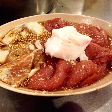 เนื้อหมู+คอหมู