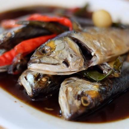 ปลาทูซาเตี๊ยะ !!