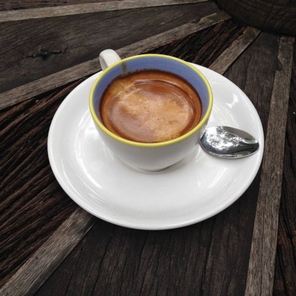 Hot Espresso 40 บาท