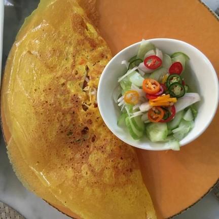 Vietnamese Pan Cake