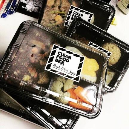 Clean Food BKK