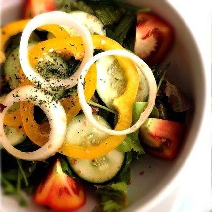 Fresh Veggie Salad