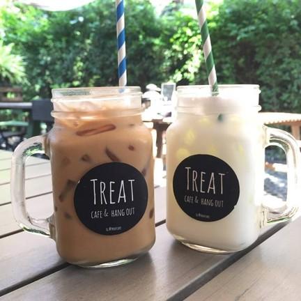 TREAT Cafe & Hangout