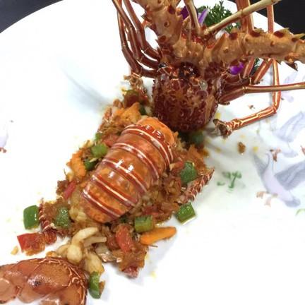 กุ้งมังกรเล็กซอส.xo.ที่.Jade. Garden