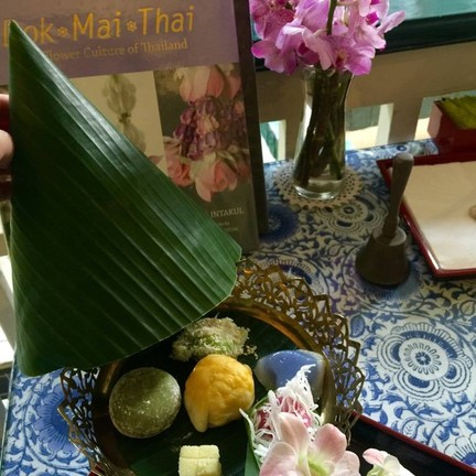 DOK MAI THAI Salon du The
