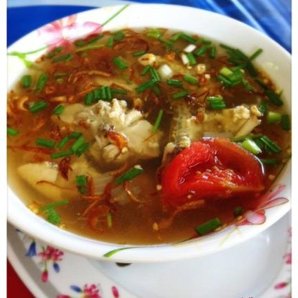 ซุปไก่ (60฿)