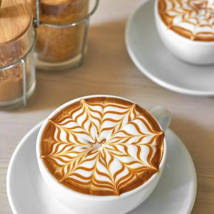 """Caramel Latte"" (S 90.- | L 110.-)"