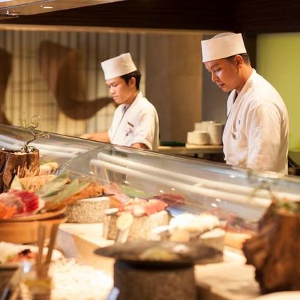 ห้องอาหารญี่ปุ่น สึ โรงแรมเจดับบลิว แมริออท กรุงเทพ