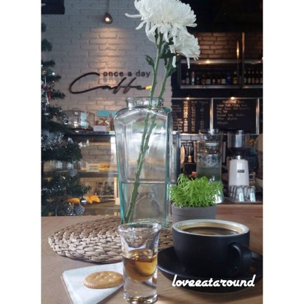Once a day caffe