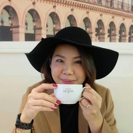 Angelina Printemps Ginza