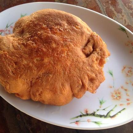 ไข่ฟู (ไข่คอนโด) 80 บาท