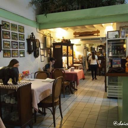 ร้านอาหารห้องแถว