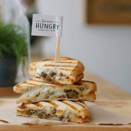 Forever Hungry Coffee & Panini