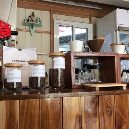 Fresh Coffee Drip Thai And International Coffee Beans