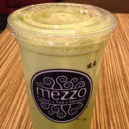 Mezzo Coffee พลาซ่าลากูน วังหิน