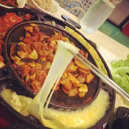 อาหารเกาหลี 3355 เหม่งจ๋าย