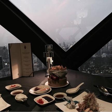 Bai Yun  โรงแรม บันยันทรี กรุงเทพ