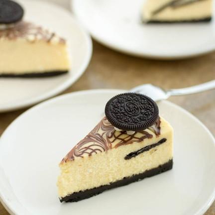 """""""Oreo Cheese Cake"""" (130.-)"""