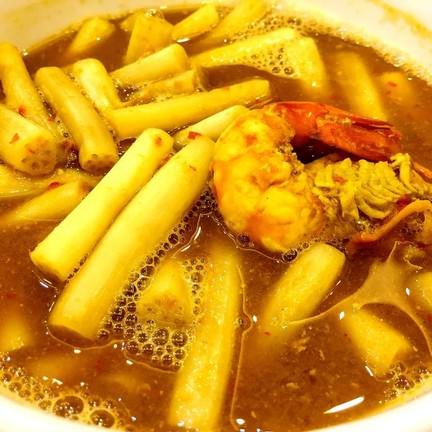 แกงเหลืองไหลบัว [130.-] [อาหารแนะนำ]