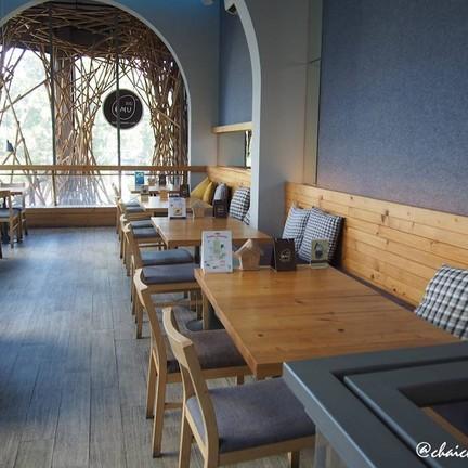 Omu Japanese omurice & cafe พาร์คเลน เอกมัย