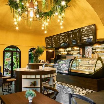 Jardin d'été Gelato and Dessert Cafe