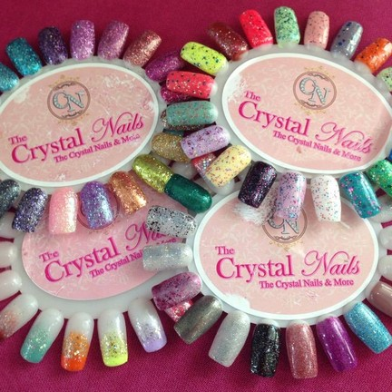The Crystal Nails & More
