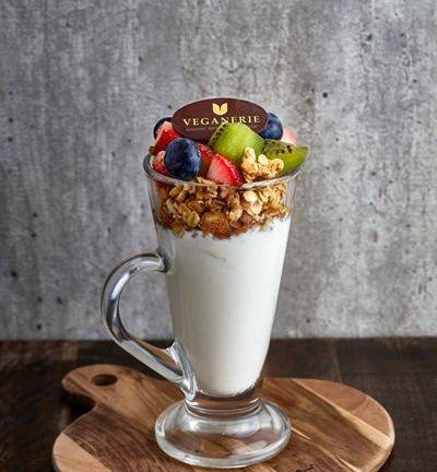 Vegan Soy Yogurt Parfait