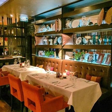 La VIE – Creative French Cuisine VIE Hotel Bangkok