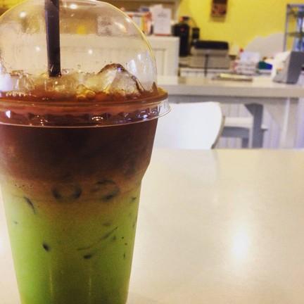 Green Tea coffee
