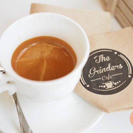 The Grinders Cafe