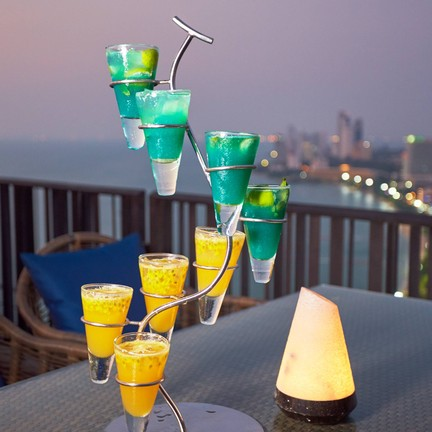 Horizon Rooftop Restaurant & Bar, Hilton Pattaya