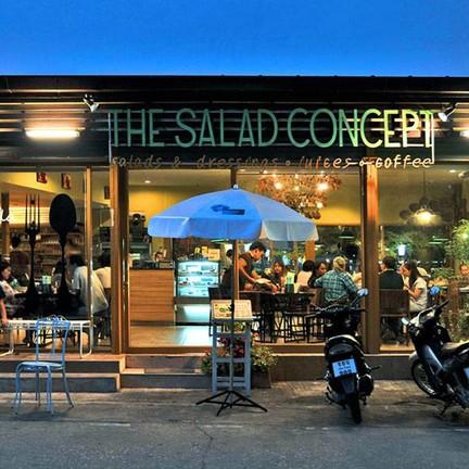 Salad Concept นิมมาน