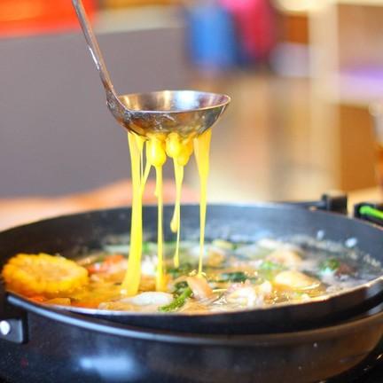 ตอกไข่ใส่ เพิ่มประโยชน์และสารอาหารในหม้อชาบู