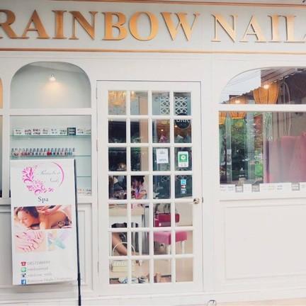 ร้าน Rainbow Nails สาขา Think Park