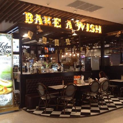 Bake a wish Japanese Homemade Cake เซ็นทรัลปิ่นเกล้า