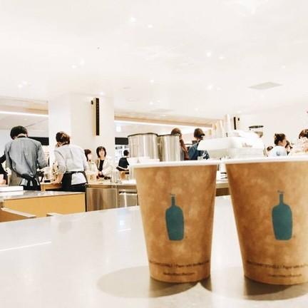 Blue Bottle Coffee Shinjuku