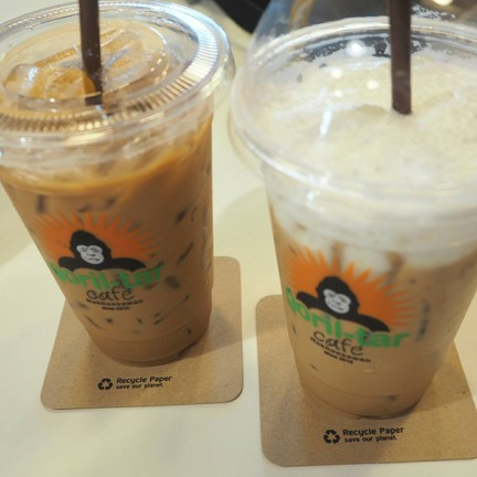 GORIL-TAR CAFE