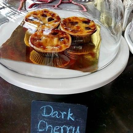Dark Cherry Tart
