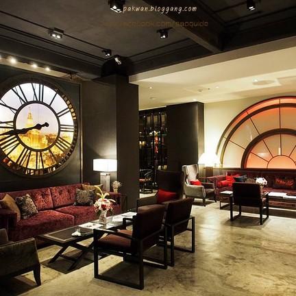 Red Rose Chinese Restaurant & Jazz Lounge โรงแรมเซี่ยงไฮ้แมนชั่น
