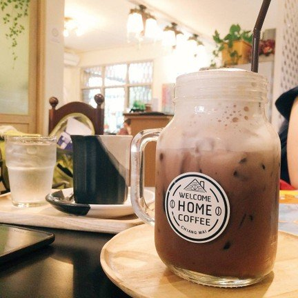 Welcome Home Coffee