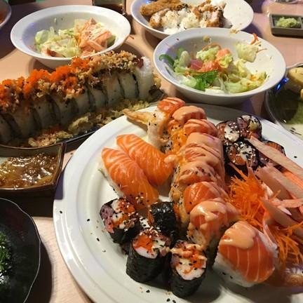 MB Sushi Cafe'