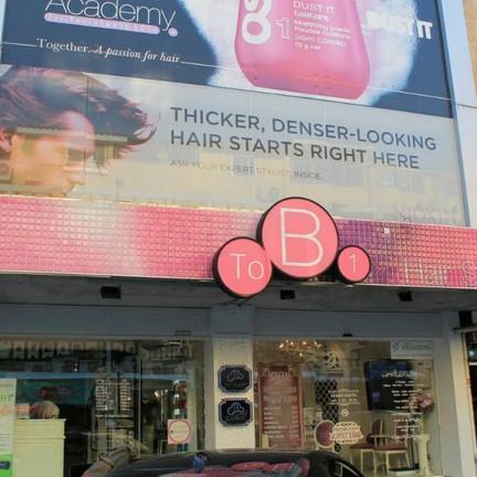 ToB1 Hair Station สยามสแควร์ ซอย 2
