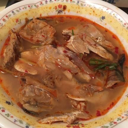 ต้มหัวปลา อร่อยเฟร่อ