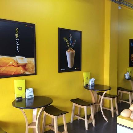 Mango Cafe แม่สายทอง  พัทยา